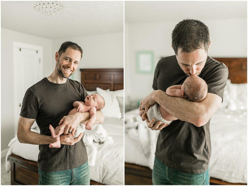 #newborn #lifestylenewborn #baby #family #newbornphotography